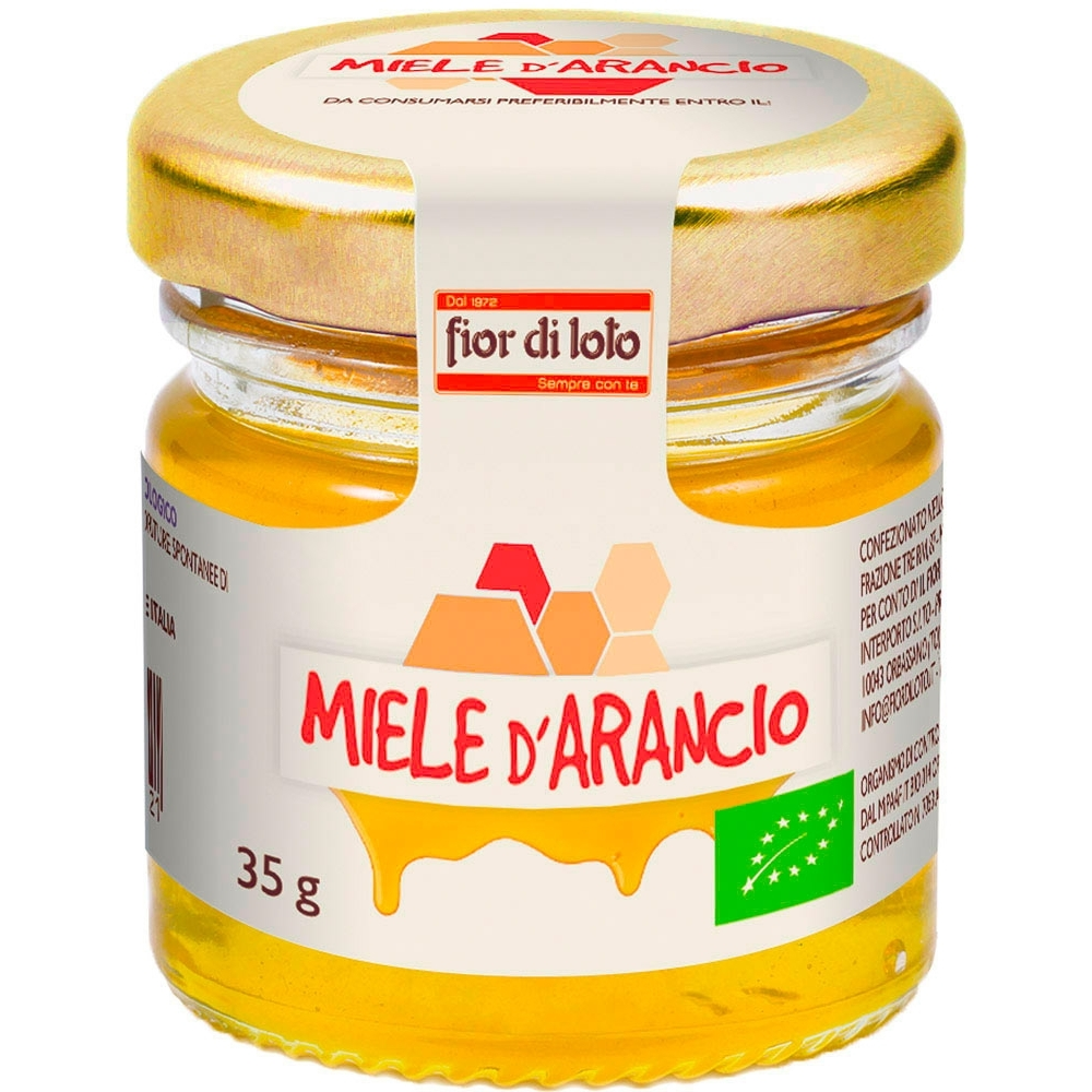 Mini miele di arancio