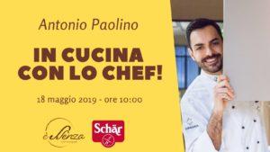 In cucina con lo chef! – 18 maggio 2019