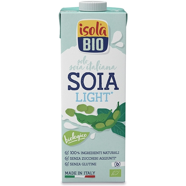 Bevanda di soia light