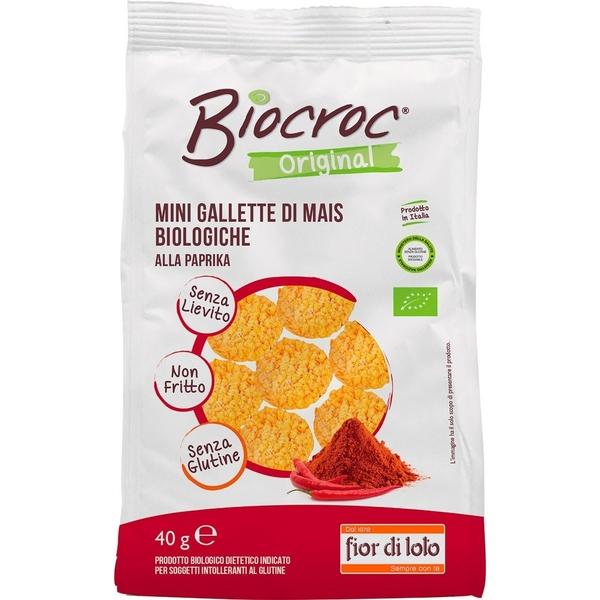 Biocroc alla paprika