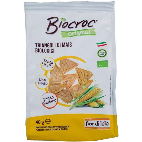 Biocroc triangoli di mais